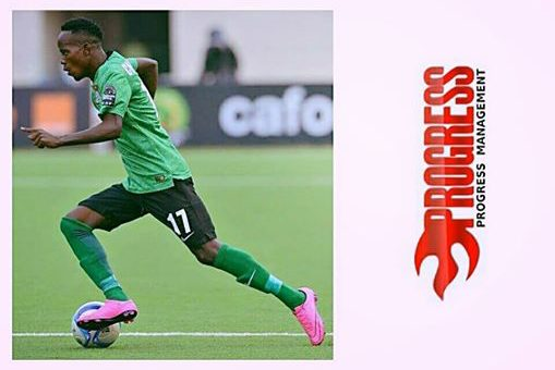 Zambian midfielder goes to Europe? / Zambijski pomocnik w Europie?